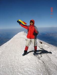 Varful Mont Blanc Peak Valentin Ghincolov